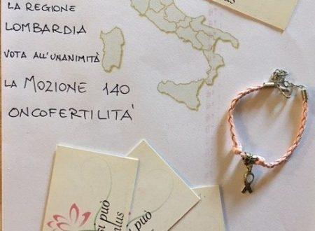 Eventi: la Regione Lombardia vota all'unanimità la  Mozione 140 sulla Oncofertilità